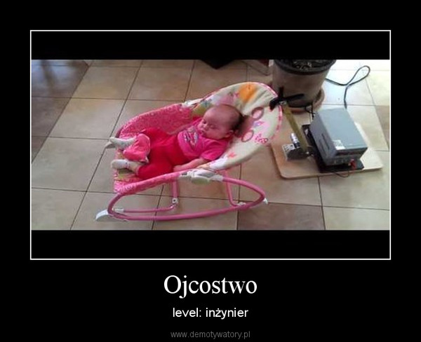 Ojcostwo – level: inżynier