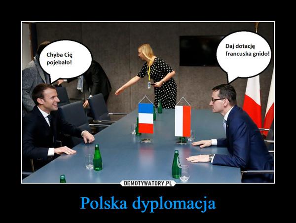 Polska dyplomacja –